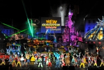 Lancement presse du New Generation Festival à Disneyland Paris : un spectacle nocturne unique