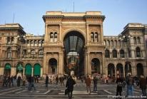 Galleria Vittorio Emanuele II – le prototype milanais du centre commercial moderne