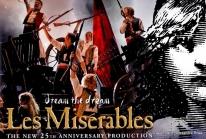 Les Misérables reviennent au Théâtre du Châtelet à Paris pour les 25 ans de la production anglaise