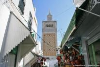 Médina de Tunis – 700 monuments au milieu des souks