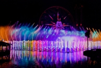 World of Color – le nouveau show aquatique nocturne de Disney's California Adventure en photos et vidéos