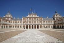 Aranjuez – son Palais Royal et ses jardins irrigués dans une sierra aride