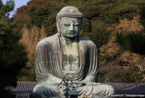 Kamakura et son Daibutsu – le bouddha géant de bronze Amitabha