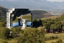 Four Solaire d'Odeillo à Font-Romeu : un laboratoire unique au monde