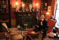 Sherlock Holmes Museum – la maison du détective au 221b Baker Street