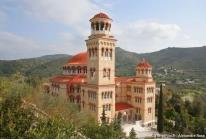 Monastère Saint Nectaire à Egine – Aghios Nektarios le faiseur de miracles grec