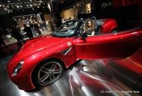 Mondial de l'Automobile 2010 – l'arrivée des voitures électriques signe t-il la fin du pétrole?