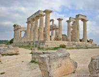 Temple d'Aphaïa – le lien entre les périodes archaïque et classique de l'art grec à Egine
