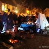 March Mdival de Nol  Provins  Rois Mages et troubadours animent banquet et bal dpoque