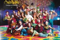 Saltimbanco – le Cirque du Soleil pose ses valises à Bercy pendant sa tournée mondiale