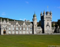 Château de Balmoral – la résidence écossaise de la Reine Victoria et du Prince Albert