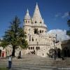 Bastion des Pêcheurs – un rempart «moderne» sur les hauteurs de Budapest