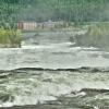 Storforsen  les plus grandes cataractes naturelles dEurope traversent la Laponie