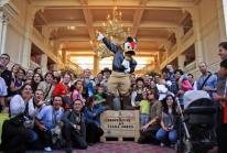 Disney Gazette et le Trésor de Flagada Jones