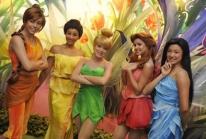 La Fée Clochette et ses amies les Disney Fairies prennent vie