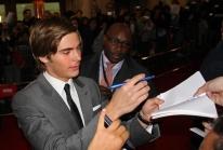 High School Musical 3 au Grand Rex à Paris pour la première du film