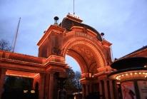 Halloween aux Tivoli Gardens, l'inspiration de Walt pour Disneyland