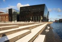 Le Black Diamond symbole du renouveau de l'architecture danoise