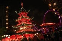 Tivoli célèbre un Noël de contes de fées aux mille lumières