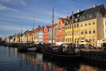 Nyhavn et les canaux de Copenhague