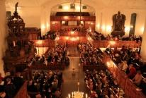 Concerts de noël quotidiens dans les églises scandinaves