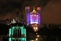 Lyon fait sa Fête des Lumières du 5 au 8 Décembre 2008