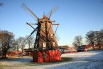 Les moulins à vent et le Danemark