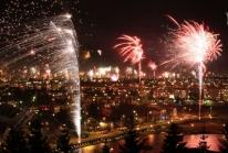 Reykjavik explose de mille feux pour le nouvel an 2010