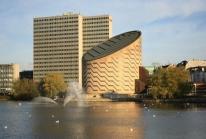 Le Tycho Brahé Planetarium de Copenhague et sa salle IMAX