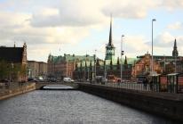 Børsen, la plus vieille bourse d'Europe