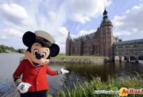 La Disney Cruise Line arrive à Copenhague et tout l'Atlantique Nord en 2010