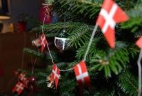 Des drapeaux danois pour faire la fête!