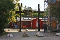 Christiania, l'expérience d'une société alternative hippie