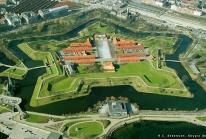 Kastellet, la citadelle étoilée qui protège le port de Copenhague