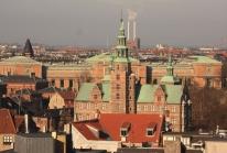Rosenborg, le château-musée de Christian IV