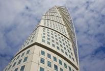 La Turning Torso de Malmö : le plus haut bâtiment résidentiel d'Europe
