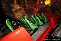 Arthur l'Aventure 4D – Luc Besson inaugure la nouvelle attraction du Futuroscope