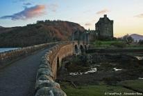 Le château d'Eilean Donan, dans les highlands écossais