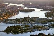 Gamla Stan – la vieille ville de Stockholm