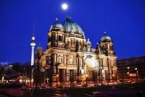 Berliner Dom – la cathédrale de Berlin au dôme détruit par la guerre