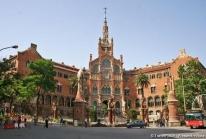 Hospital de la Santa Creu i Sant Pau – Chef-d'œuvre de l'Art Nouveau catalan