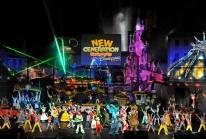 Lancement presse du New Generation Festival à Disneyland Paris : un spectacle nocturne unique