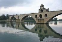Le pont d'Avignon – on danse tous en rond sur le pont Saint Bénézet