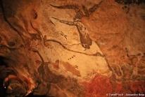 Lascaux – grotte ornée paléolithique à la conservation complexe : les coulisses