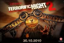 Halloween – la Terrorific Night 2 éclabousse les Walt Disney Studios d'hémoglobine
