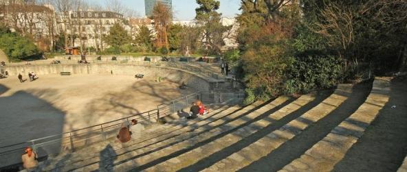 Arènes de Lutèce : un amphithéâtre gallo-romain au cœur de la capitale